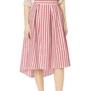 Max Studio high to low skirt